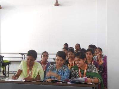 college of commerce Classrooms